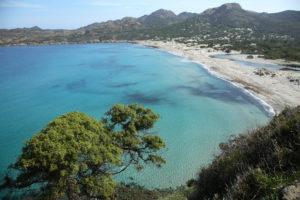Plage de l'Ostriconi en Balagne en Corse @Stéphane Guiraud