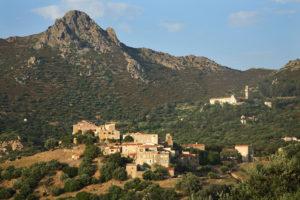 Pigna en Balagne en Corse @Stephane Guiraud