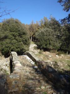 Sentier du patrimoine de Forcili randonnée en Balagne
